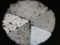 Sample of several random snow products.