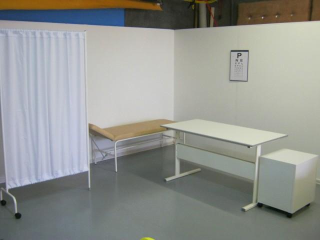 Sesja fotograficzna gabinet lekarski, wiosna 2012.