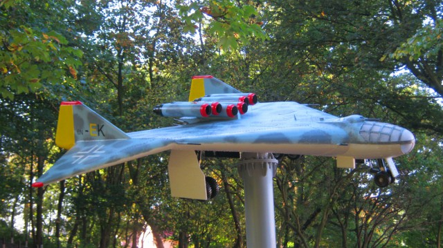 Arado Ar E 555-1, Kamienna Góra.