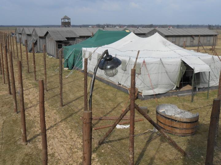Niemiecki obóz jeniecki The Captain / Der Hauptman