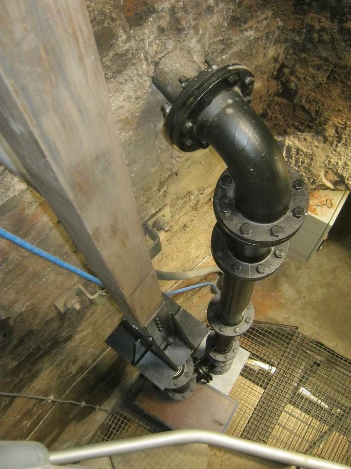 Pompa nurnikowa - stała ekspozycja edukacyjna w Muzeum Górnictwa Węglowego