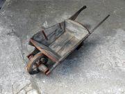 Replika historycznej taczki górniczej dla Muzeum Górnictwa Węglowego w Zabrzu